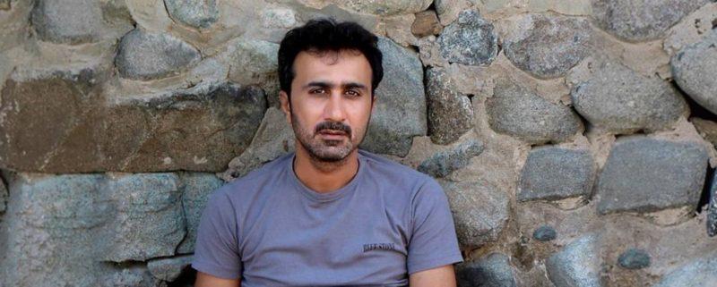 Sajid Hussain är journalist från Pakistan