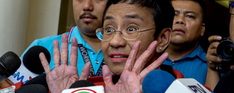 Maria Ressa, Filippinerna