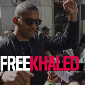 Khaled Drareni, bild från rsf.org