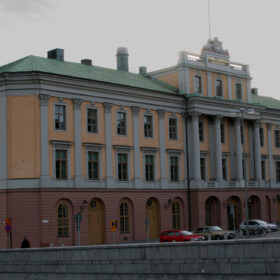 Utrikespdepartementet