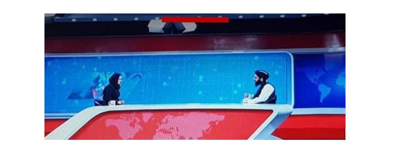 programledare Afghanistan